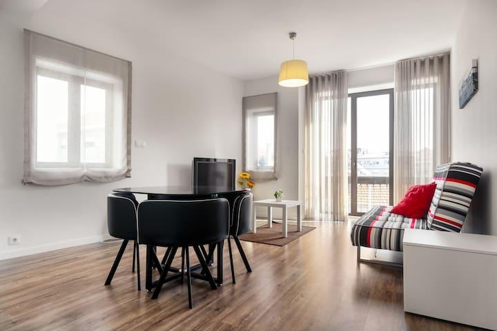 Cozy Apt near Trindade - Porto - Wohnung