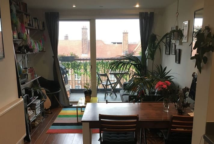 Modern apartment 10 mins from Liverpool St - London - Apartment