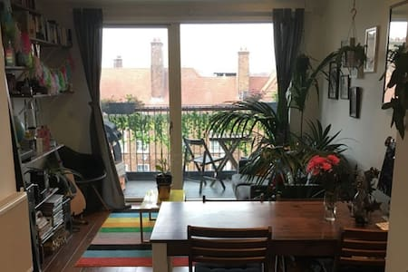 Modern apartment 10 mins from Liverpool St - London