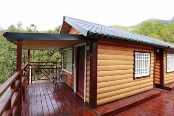 「溪頭之星」森呼吸小木屋雙人套房
