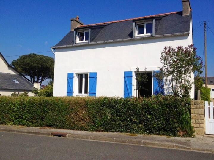 Maison agréable à Telgruc Sur Mer