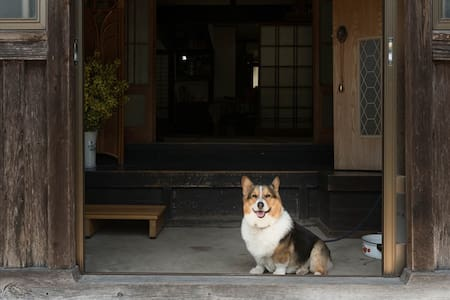 ペットOK!広島の秘境でペットとゆったりとした時間を♪