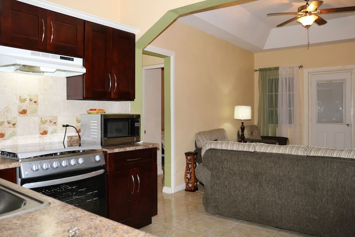 Charming Kingston Apartment - Kingston - Casa
