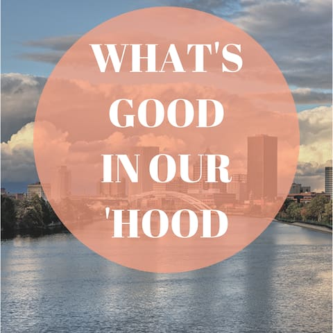 Salma's Guide to What's Good in our 'hood - Rochester City Guide
