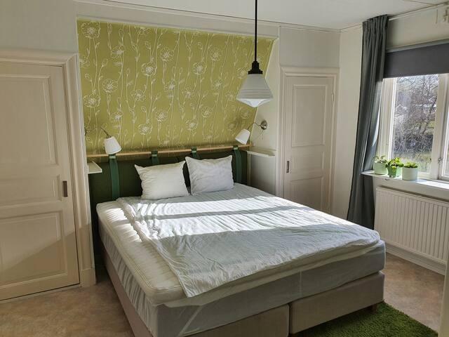 Det gröna sovrummet