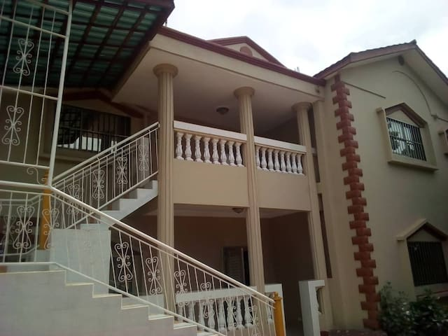 MA GRAND HOTEL  BANJUL THE GAMBIA