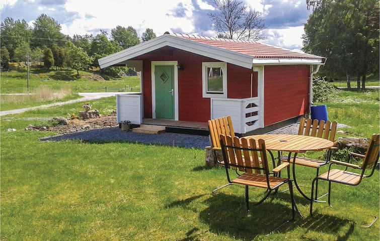 Holiday cottage with 1 room on 22 m² in Sköldinge