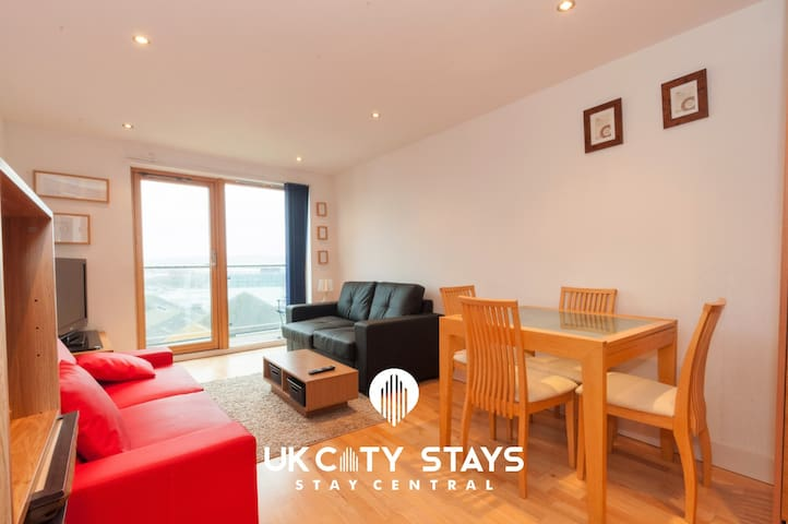 Clarence Apartments - by UK City Stays - Leeds - Appartement