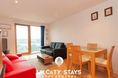 Clarence Apartments - by UK City Stays - Leeds - Huoneisto