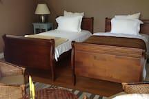 Bedroom nr 2.