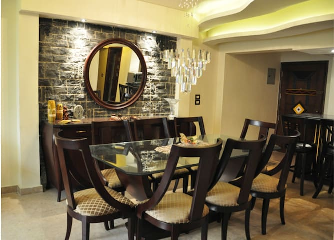 Elegant Apartment near Airport