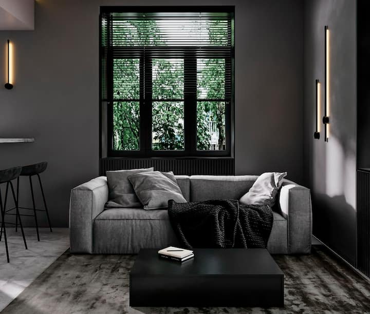 Luxury Apartment on Red Street by GEO