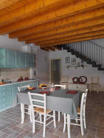 Appartamento bilocale 68 mq, per tutta la famiglia