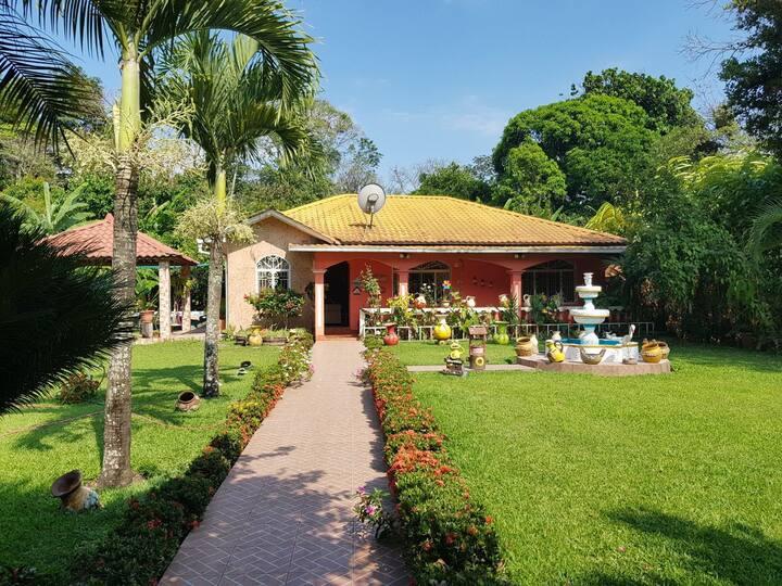 Casa en Lago de Yojoa