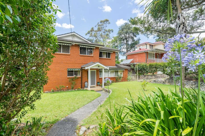 Self catering flat home away home - Thornleigh