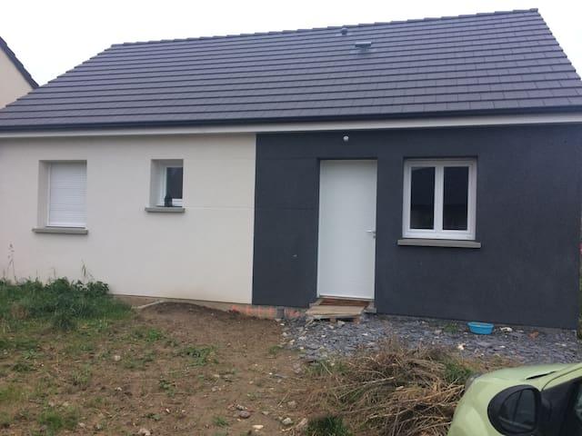 Charmante petite maison de 63 m²
