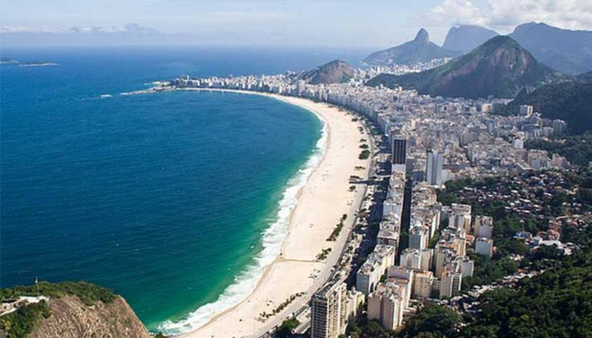 Copacabana by Wanderson´s Eyes
