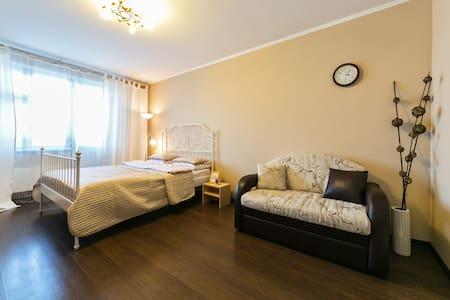 Уютная квартира в Лобне - Lobnya