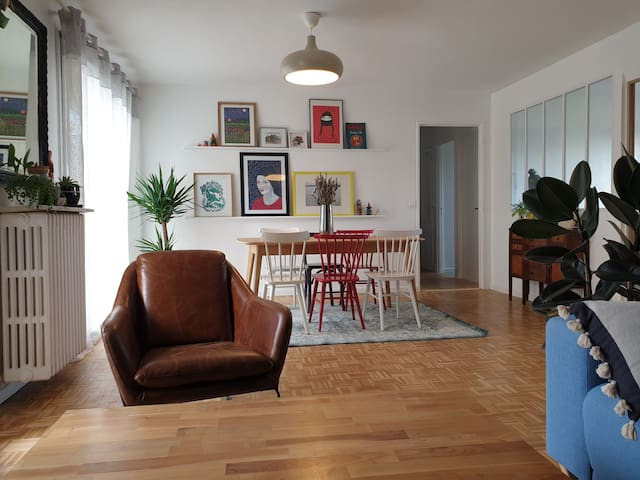 Salon / living-room
