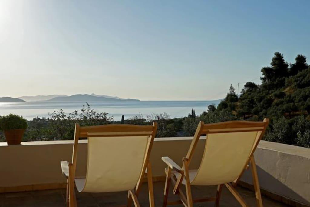 Epidavros Country Villa Sea View Sleeps 11