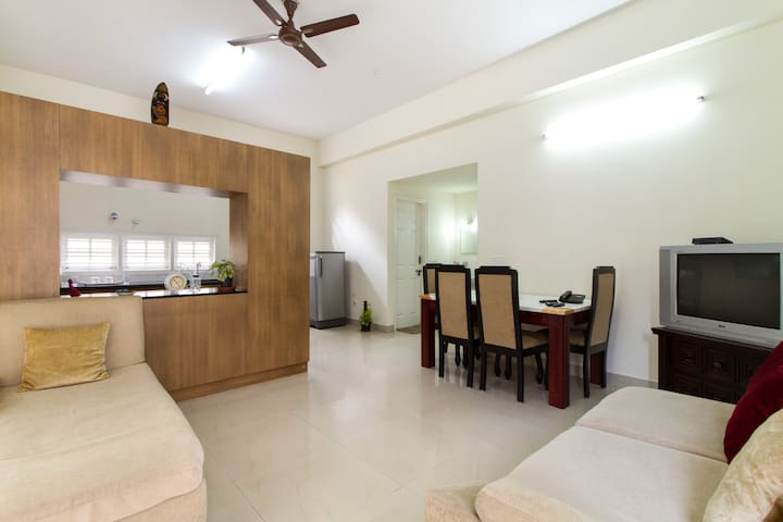 Clover - High Tradition - Bangalore - Appartement