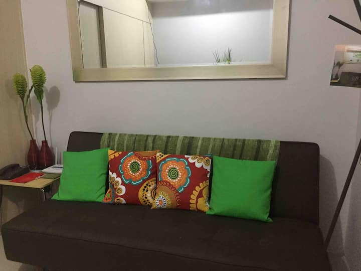 JV's Secret Nook  @ Grass Residences, Tower 3
