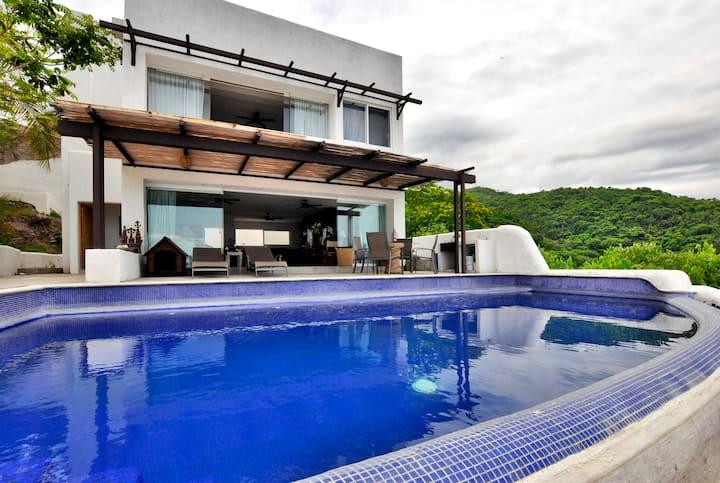 Amazing View private Villa