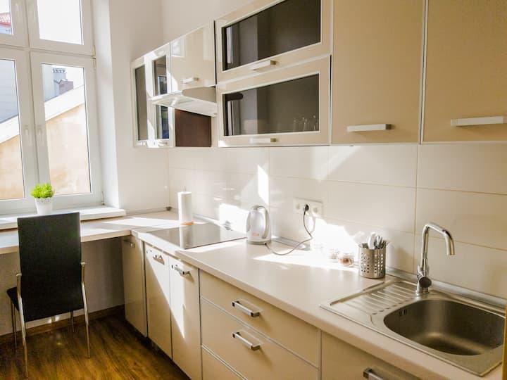 Best Location Apartment - Center Park