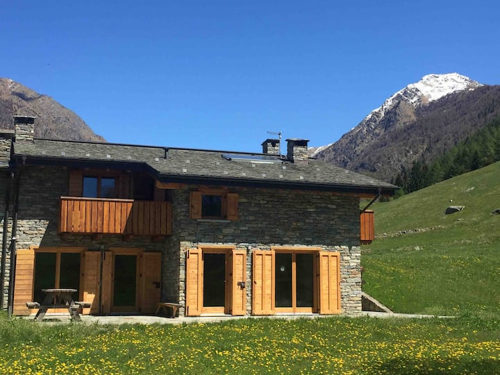 The Masun: holiday house in the alps