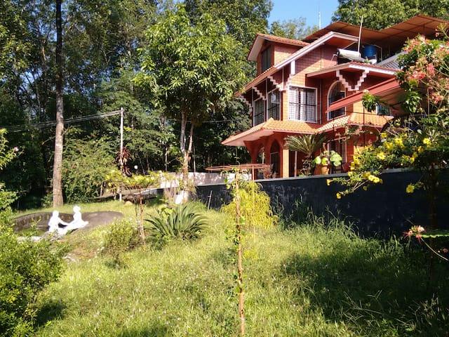 Mathaisons' Heritage Homestays-1 - Kottayam - Huis