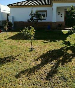 Se alquila parcela con casa - Sanlúcar de Barrameda