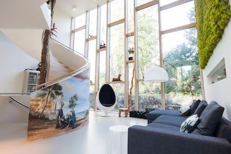 *UNIQUE* Villa near Amsterdam - Huizen - วิลล่า