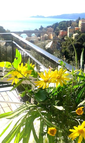 Charming flat in Liguria, 5 min walk from beach