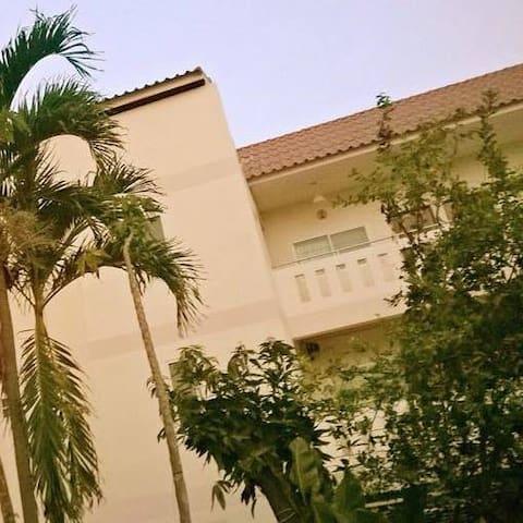 นงลักษณ์แมนชั่นNonglak Apartment Ubon