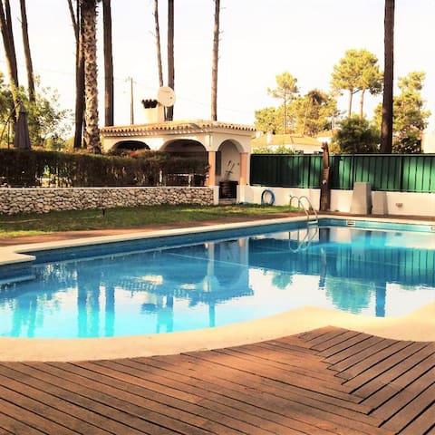 Verdizela Pool & Garden