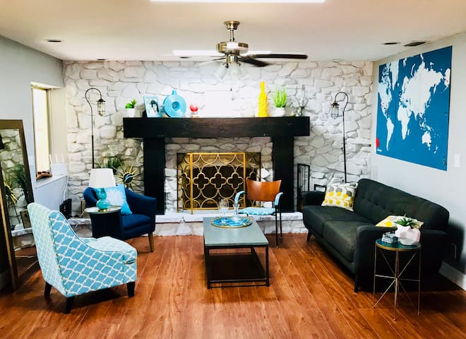 Delray Getaway...5 min from beach and Atlantic Ave