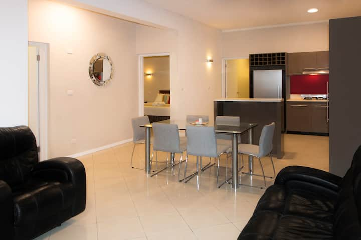 Villa No.8 - 2 bedroom fully furnished apartment