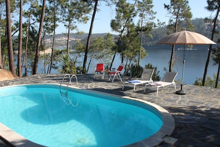 Lakefront Villa - Casa dos Vidros - 独立屋