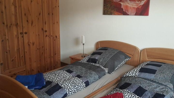 Ferienhaus Monteurwohnung für 3-6 Pers. ab 48€ Tag