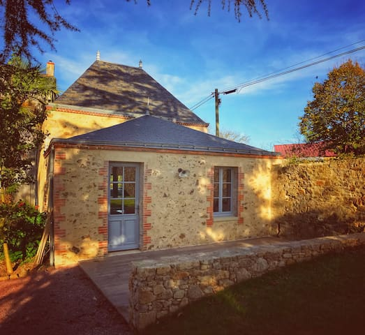 Cosy country lodge, 5mn from Puy du Fou Park