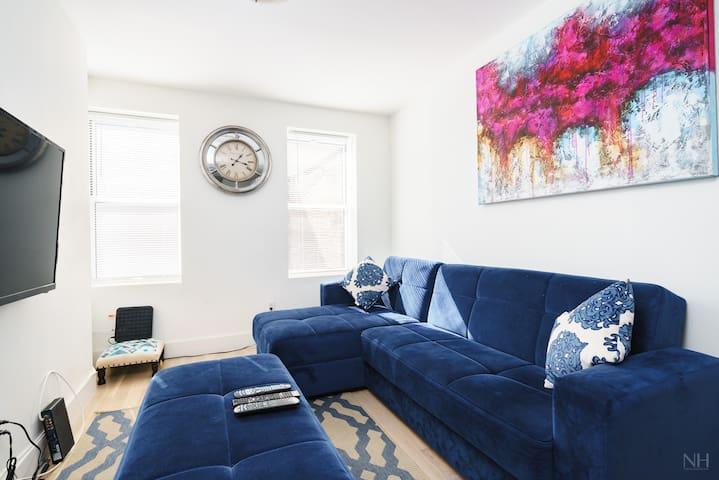 Upper East amezing 3BR/2BAT SLEEP 8 - New York - Apartment