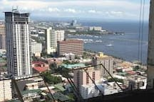 Malate Bayview Mansion from Birch