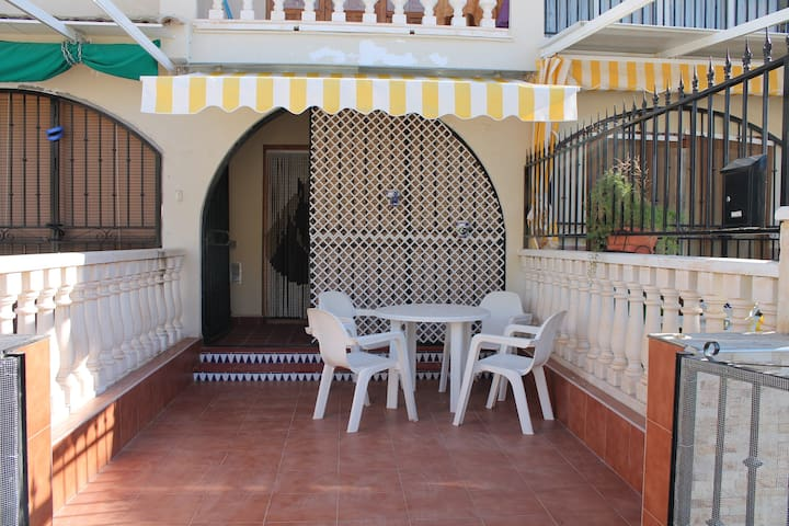 Apartment  with communal pool - Puerto de Mazarrón - Apartment