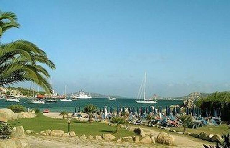 Residence Capo D'Orso Marina Palau - Palau - Apartamento