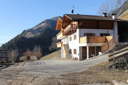 Urlaub auf dem Bauerhof - San Martino In Passiria - Apartment-Hotel