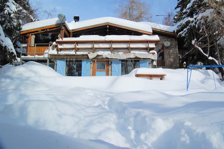 Farellones apartament Verschneite Lodge 2