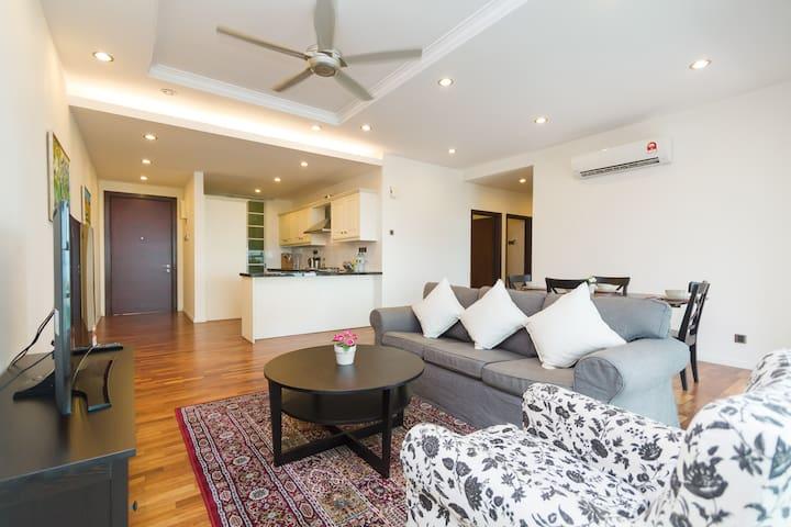 Penang George Town Seafront Luxurious Apartment - Tanjung Tokong - Társasház