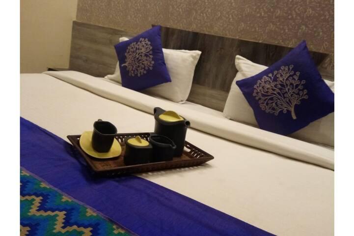 Deluxe Double Room Homestay Senthil Akam