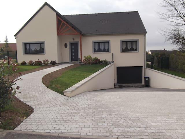 maison 130 m2 à 15 mn Disney - Mareuil-lès-Meaux