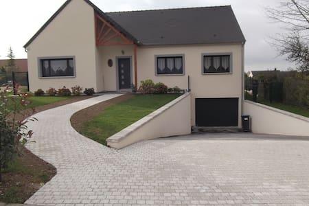 maison 130 m2 à 15 mn Disney - Mareuil-lès-Meaux - Hus